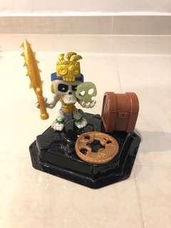 Chief Goldo Treasure X