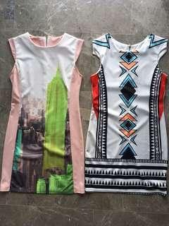 Shift Dresses (Topshop Copy)