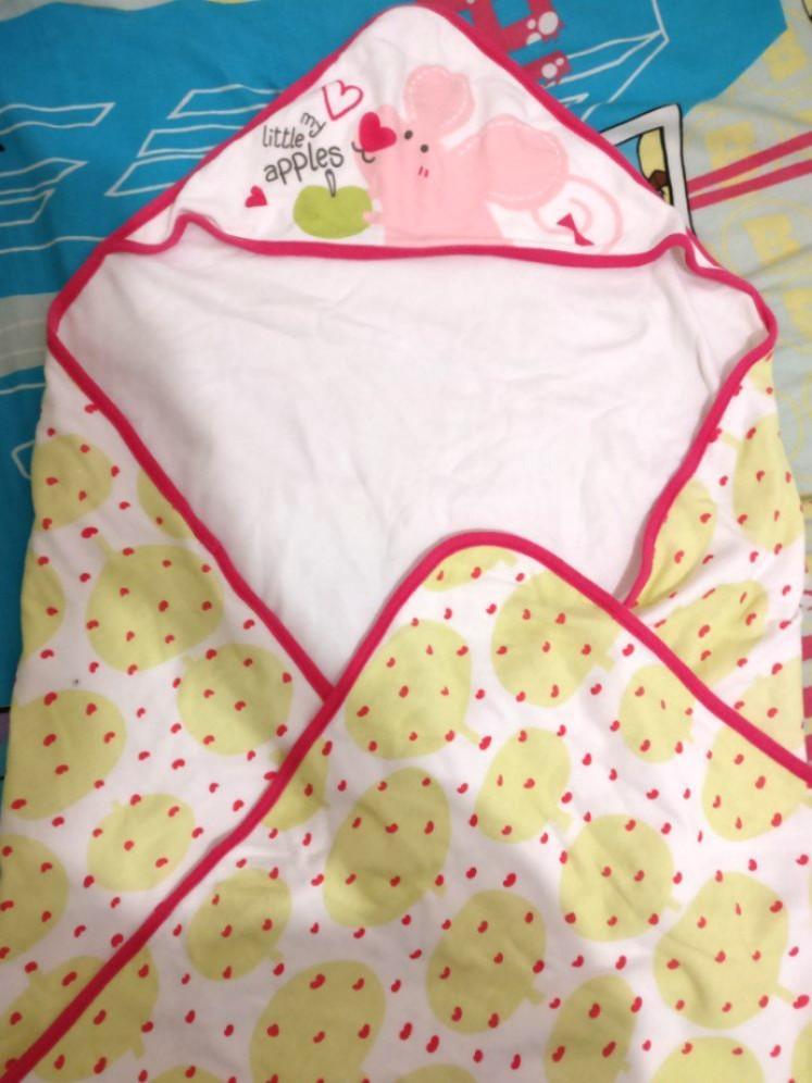 嬰兒包披 BB 初生幼兒(8成新)