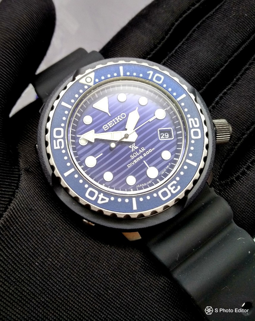 f44edcc1cd FREE DELIVERY   JDM Brand New 100% Authentic Seiko Prospex Save The ...