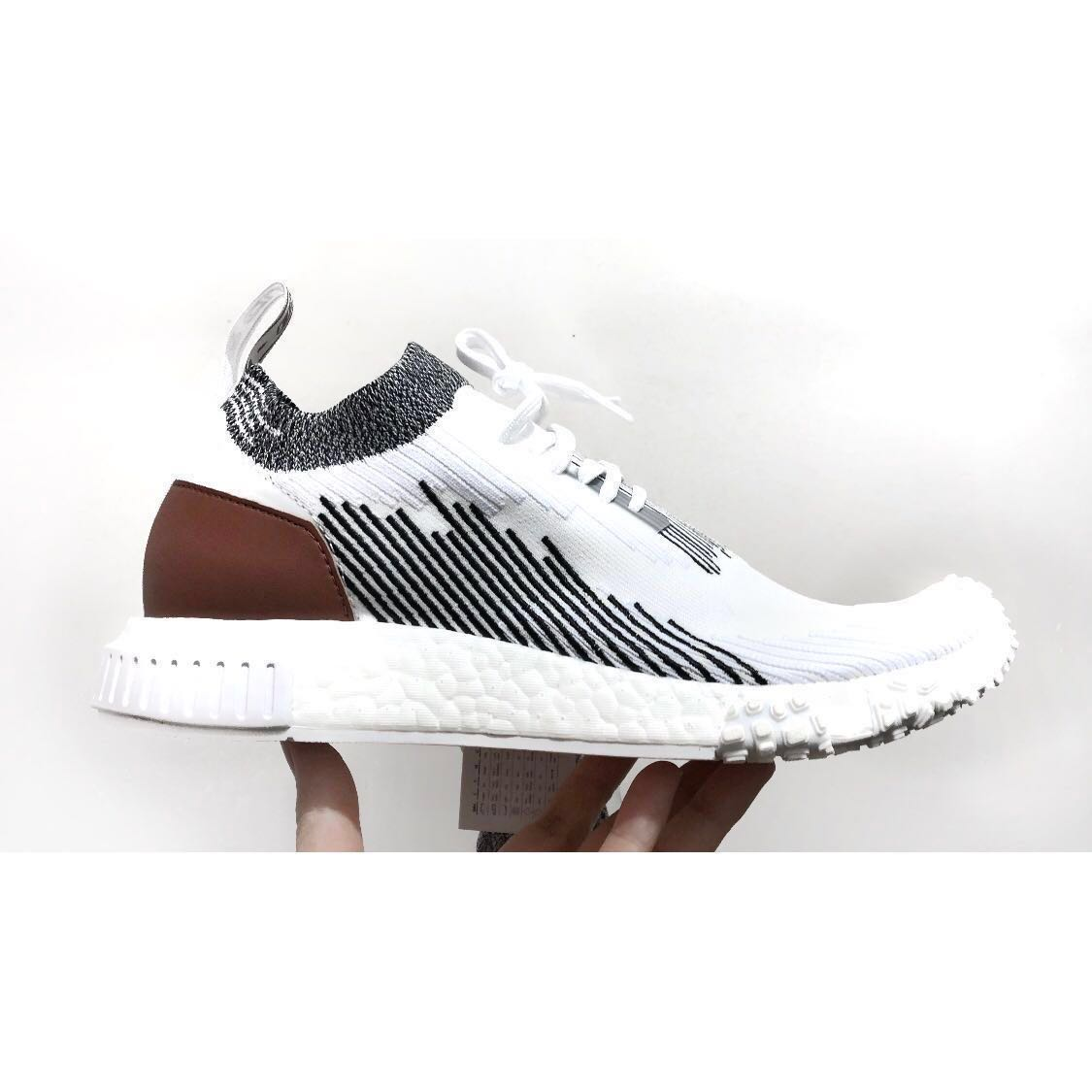 b50739b402830 🙌🏼 UNUSED Adidas X The Whitaker Group NMD Racer PK AC8234