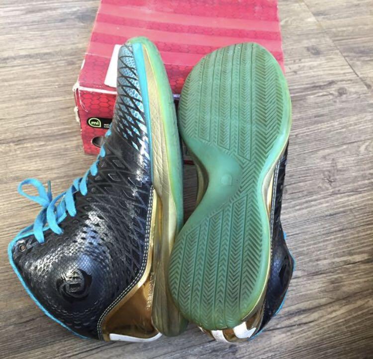 d2ba84f1eb44 Adidas Derrick Rose 3.5 Year of the Snake size 46 Fullset with Box ...