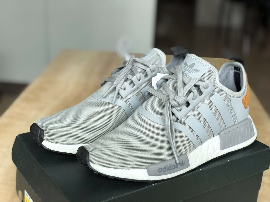 newest 318ad 66962 Adidas NMD R1, Luxury, Shoes on Carousell
