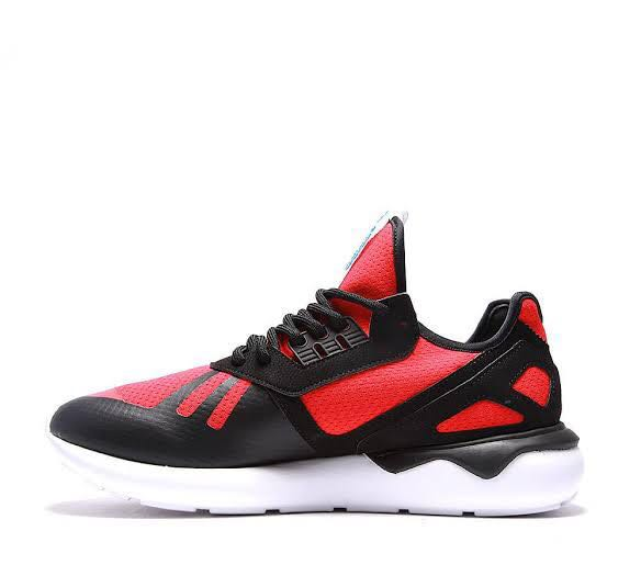 new style ffb9a 934fc ... closeout adidas tubular black red mens fashion footwear sneakers on  carousell 69216 74c13