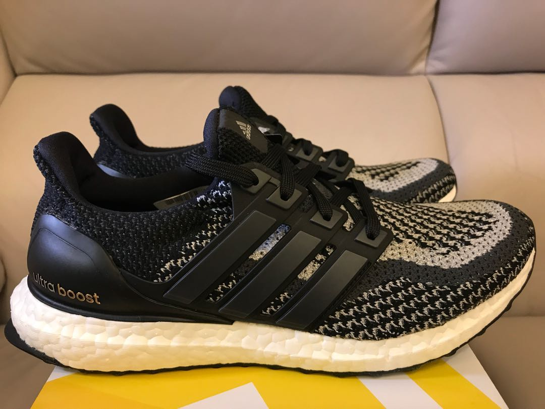 sneakers for cheap a56b8 d3eb0 全新adidas ultra boost LTD 2.0 3M black US 7 eur 40 BY1795, Me