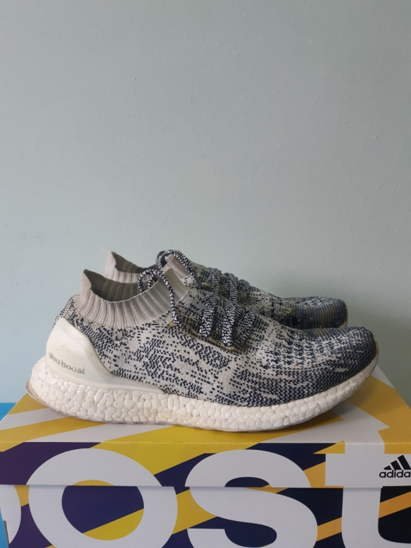 size 40 21675 84f37 Adidas Ultra Boost Uncaged Oreo, Mens Fashion, Footwear, Sneakers on  Carousell