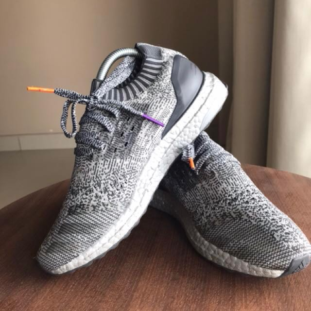 official photos 873ee 10088 Adidas Ultra Boost Uncaged Silver Boost
