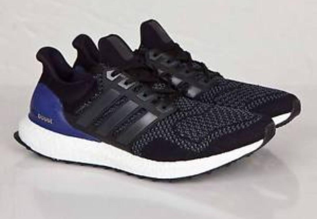 best service 1fd66 73811 Ultraboost 1.0 OG Purple Black (US 9), Mens Fashion, Footwear, Sneakers on  Carousell