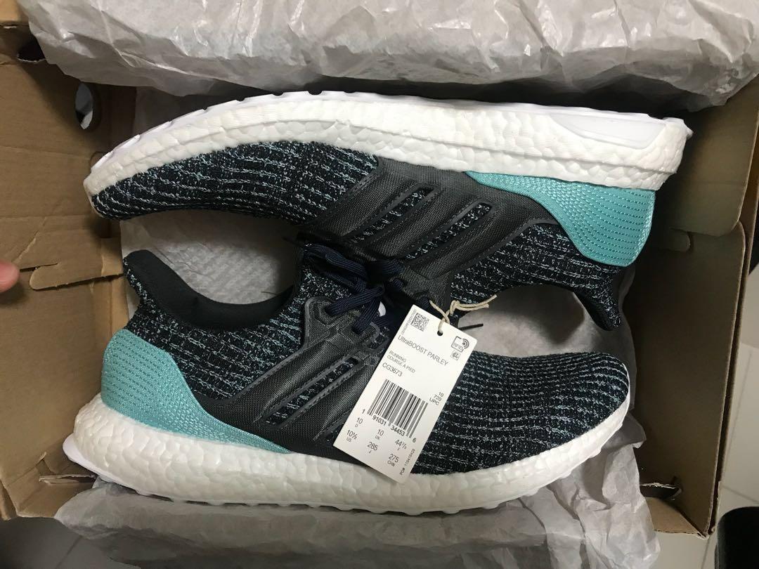 3f67b445e4c87 Adidas Ultraboost 4.0 (Parley)