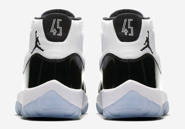 c1311d696ddc5 Air Jordan 11 Concord 2018 US 9.5, Men's Fashion, Footwear, Sneakers ...