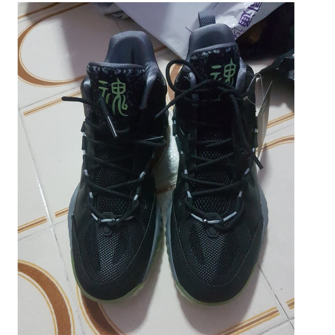 21c066b3524a Anta KT Outdoor 2 Mid - A-shock 1 Mid Basketball Shoe