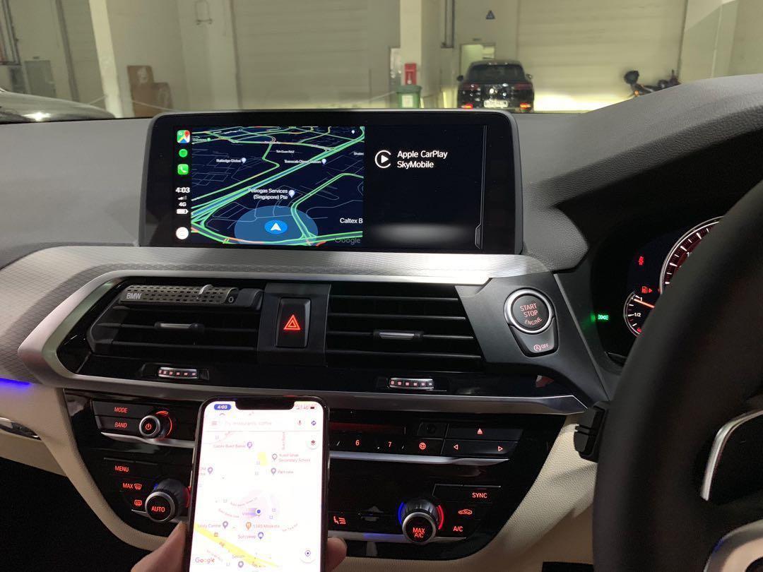 Apple CarPlay Activation for BMW Mercedes Audi VW Porsche