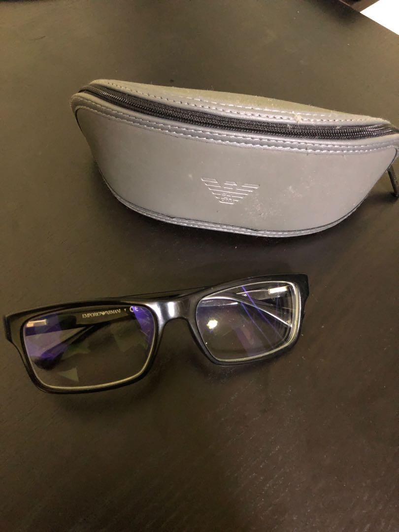 6aa992a556f2 Armani Spectacles