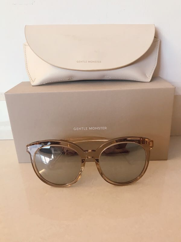 d9ab88a9064 Authentic Gentle Monster Sunglass