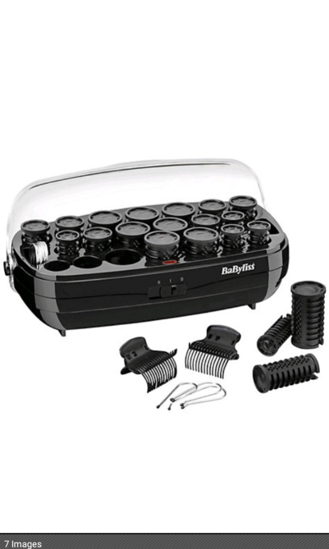 BaByliss Thermo-Ceramic Hair Rollers 3045U 36fece2836