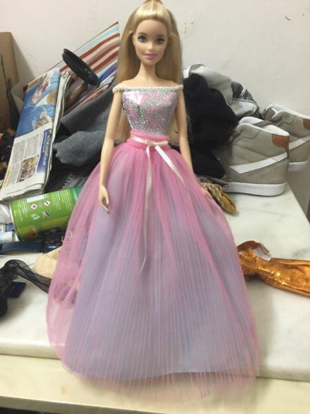 Barbie Birthday Wishes Toys Games Other On Carousell