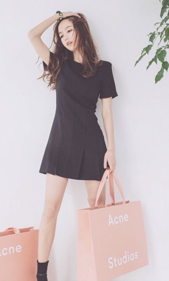 22bbc50439 Black Tize, Women's Fashion, Clothes, Dresses & Skirts on Carousell