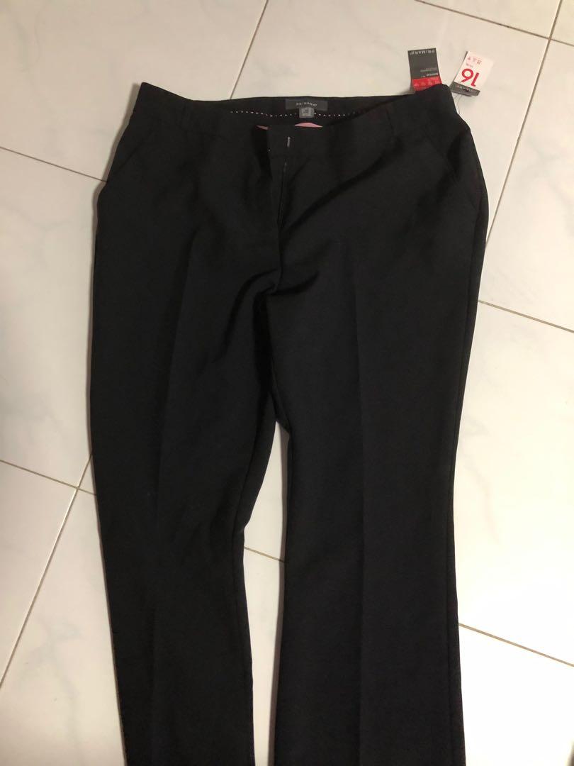 0ffc4f031c BN Primark Black Pants, Women's Fashion, Clothes, Pants, Jeans ...