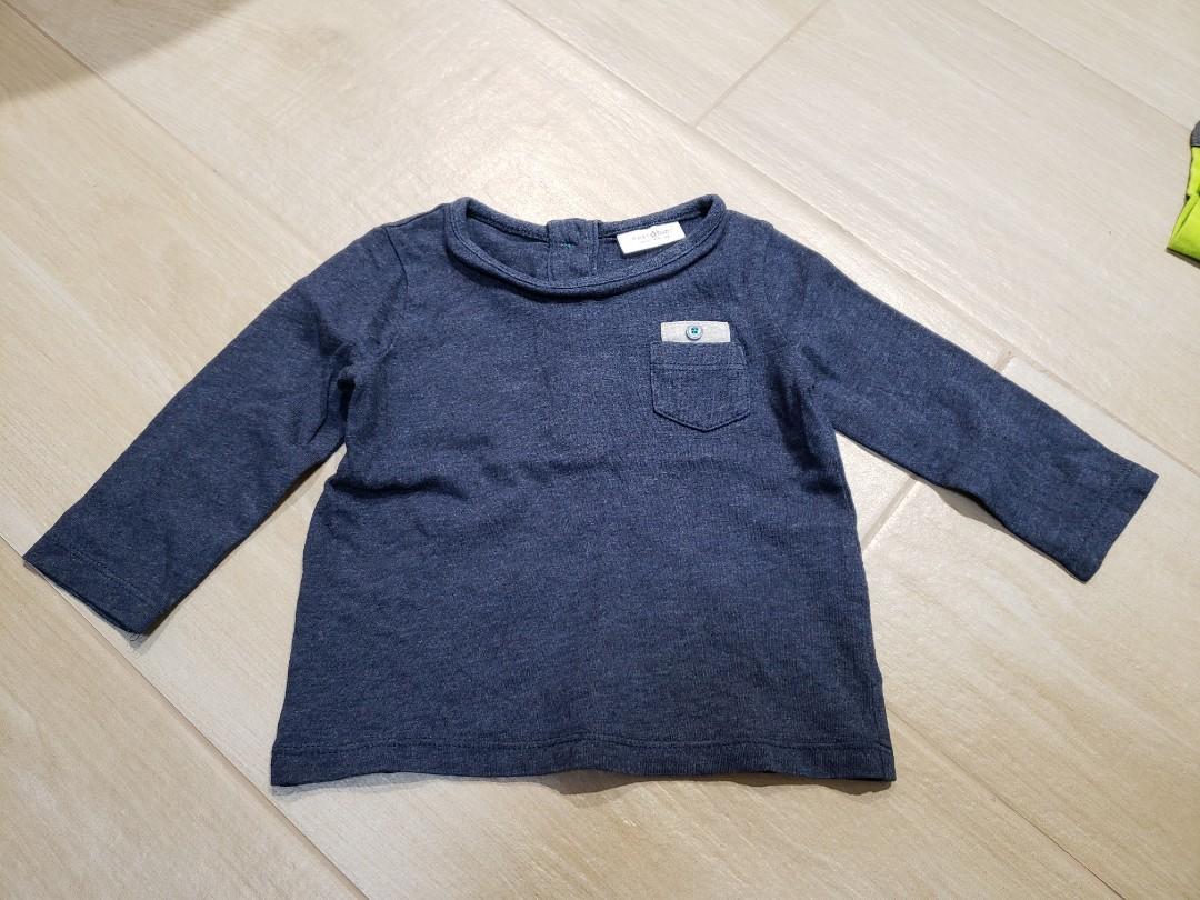 Bundle of baby boy winter clothes