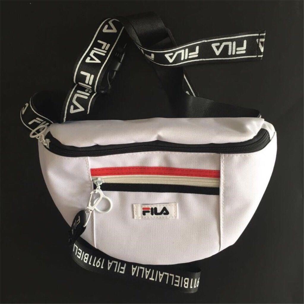 43c517e1a23 buy 1 free 1 ORIGINAL FILA WAIST BAG✅  Po , Women s Fashion, Bags    Wallets, Handbags on Carousell