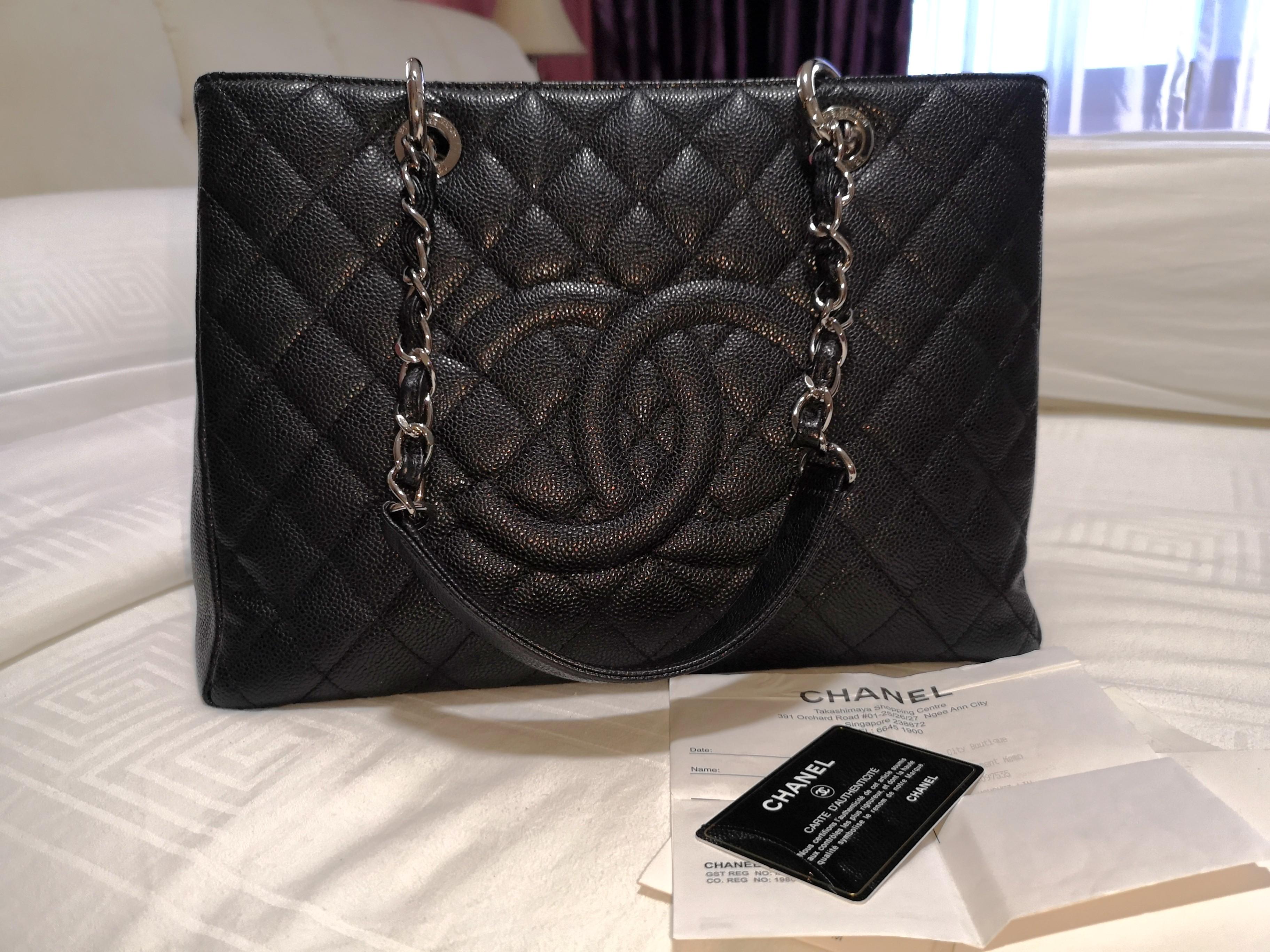 b943e5a5d68c7 💯 Authentic Chanel GST