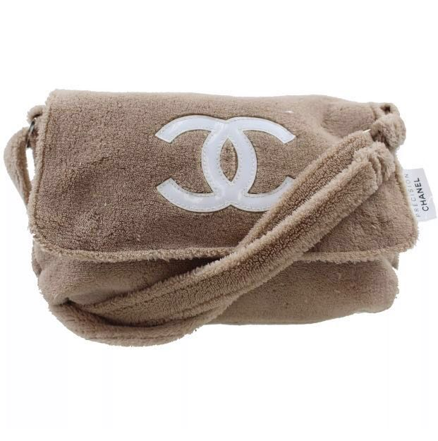 Chanel Hype Fluffy Towel Bag ( VIP FREE GIFT ) 2113919c6ff77