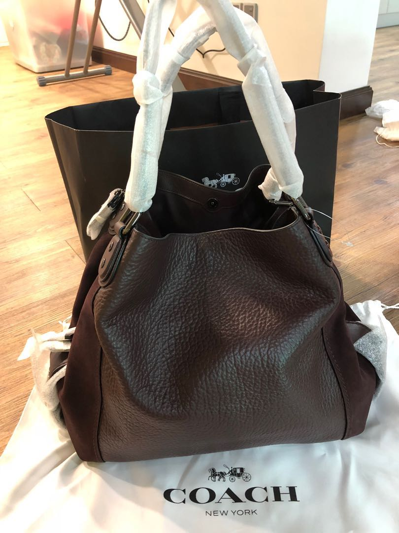 d71ba0f49fc3 Coach Bag Authentic Brand New