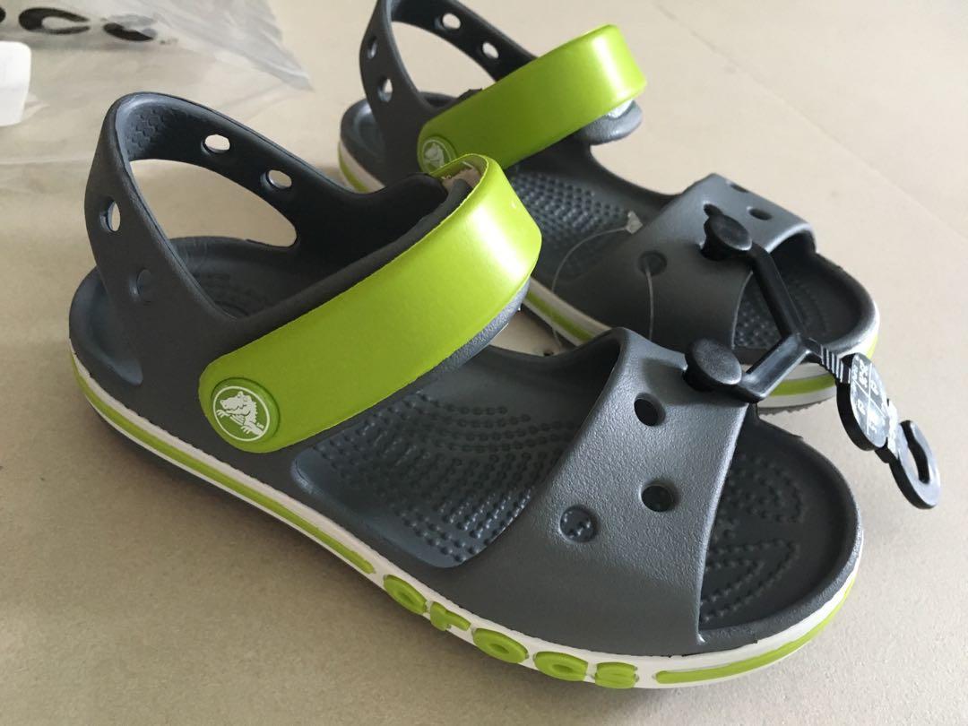 Crocs Bayaband Sandals BNIB, Babies