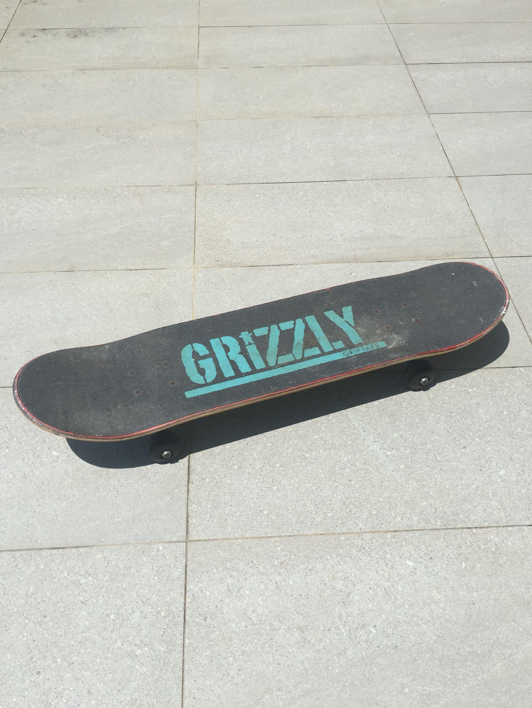 Custom Nyjah Huston Skateboard, Bicycles & PMDs, Personal