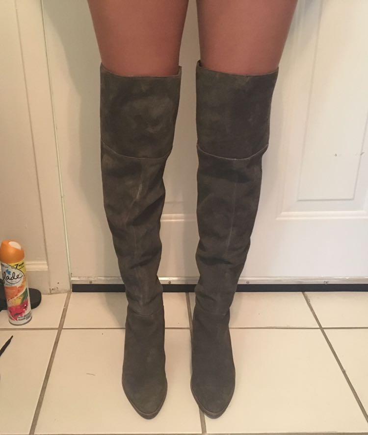 92b21d61bcf Dolce Vita Over the Knee Boots