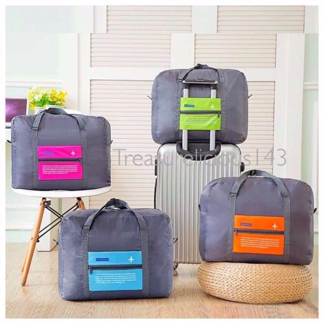 FLETCHER T12  Mix Match 2  10  Foldable Travel Bag  Duffel  Hand ... 2fd7e4060cd37