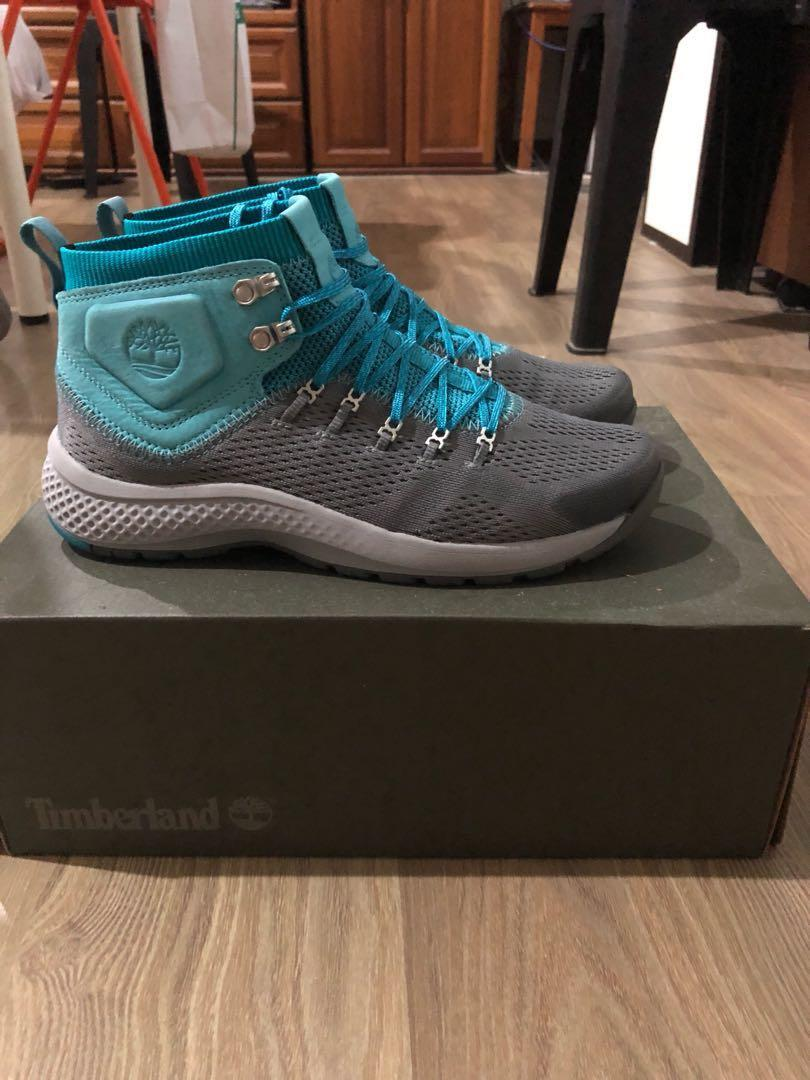 cheapest price new collection best website Flyroam Trail Mid Fabric Shoes Timberland, Luxury, Shoes on ...