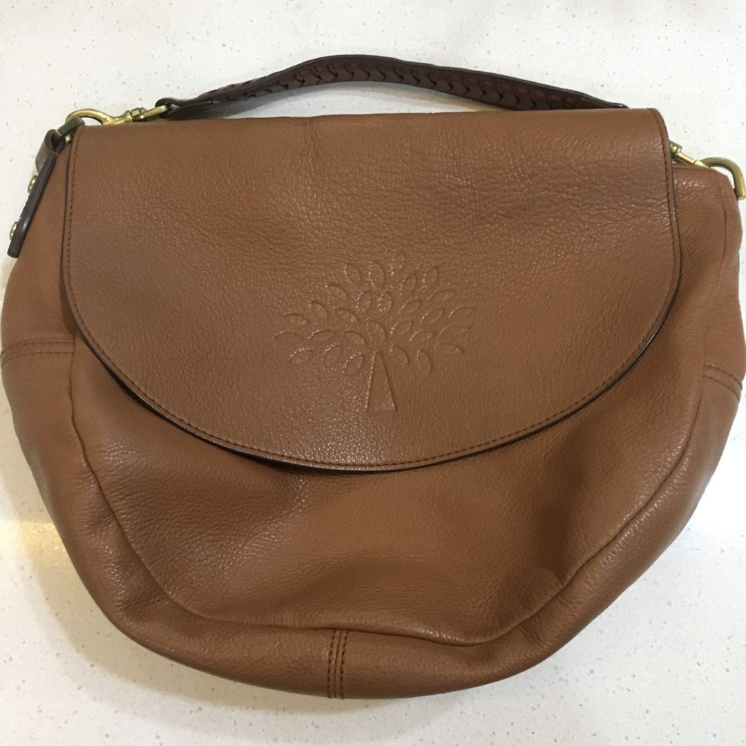 f5b14476338 Genuine Mulberry leather shoulder bag, Women's Fashion, Bags ...