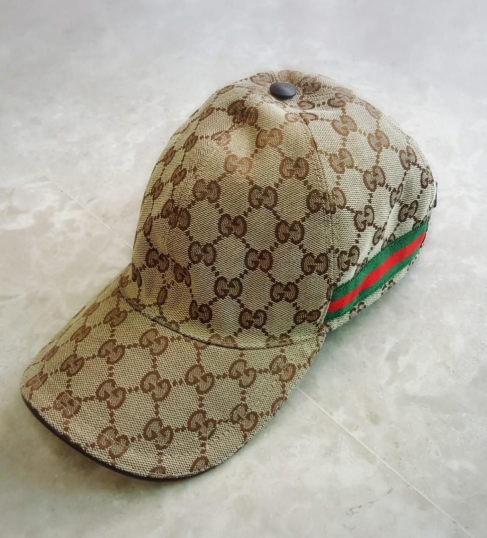 6df6bda68c4 Authentic Gucci Cap