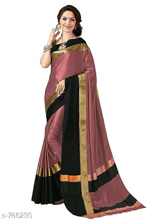 59307a4498 Harvi lovely cotton silk saree, Women's Fashion, Clothes, Dresses ...