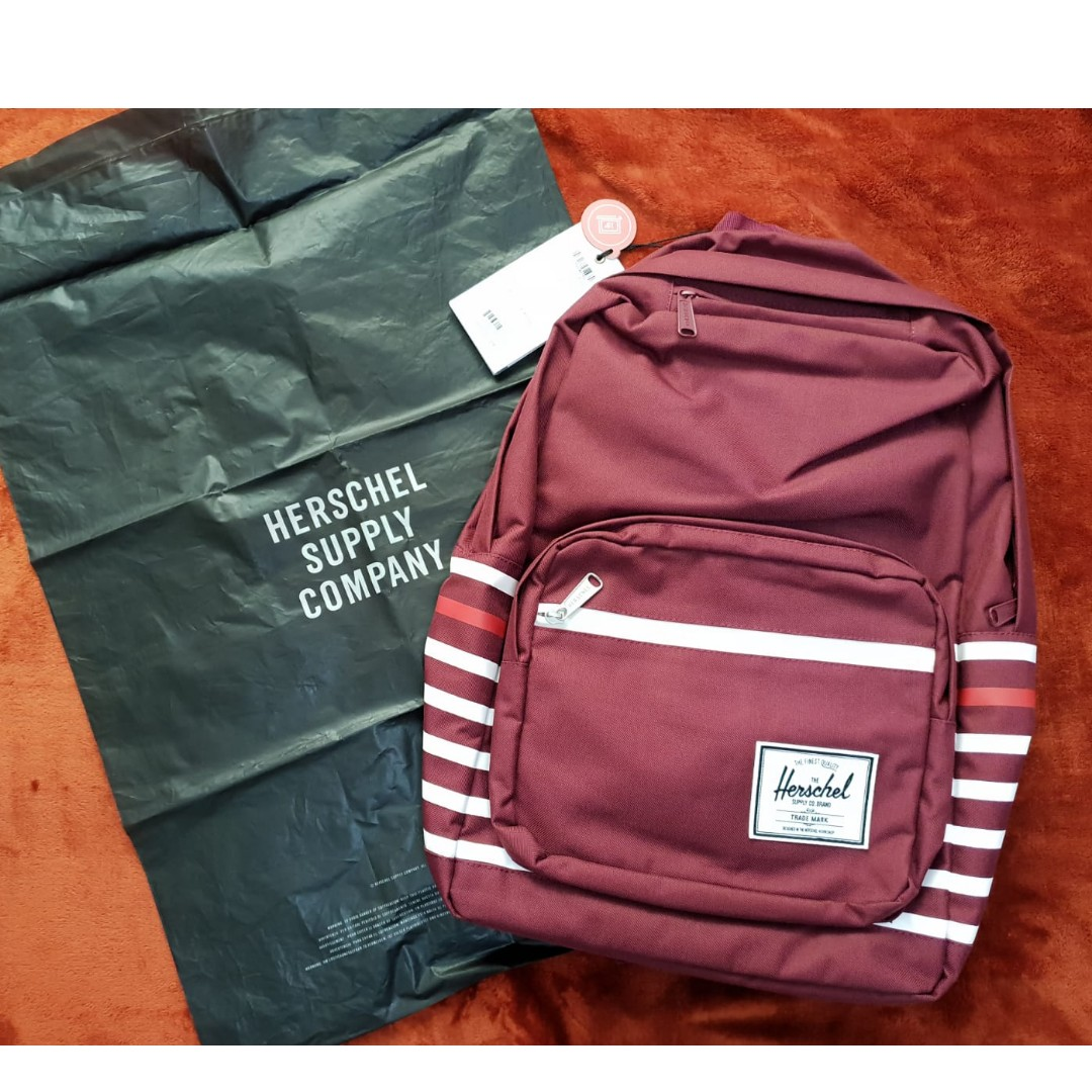 6d077be38f7 URGENT SALE) Herschel Pop Quiz Backpack