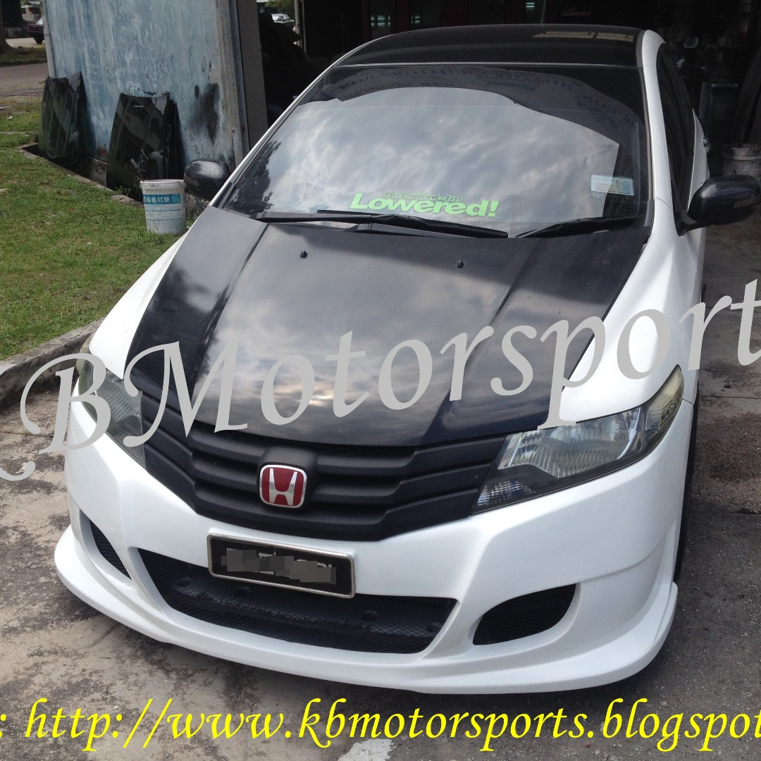 Honda City Mugenrr Bodykit Car Accessories Accessories On Carousell