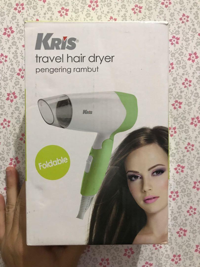 Kris Travel Hair Dryer by Krisbow 69c6348769