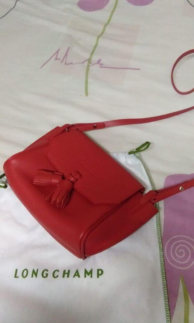 low priced new products for beautiful and charming Longchamp Penelope Crossbody Bag, Luxury, Bags & Wallets ...