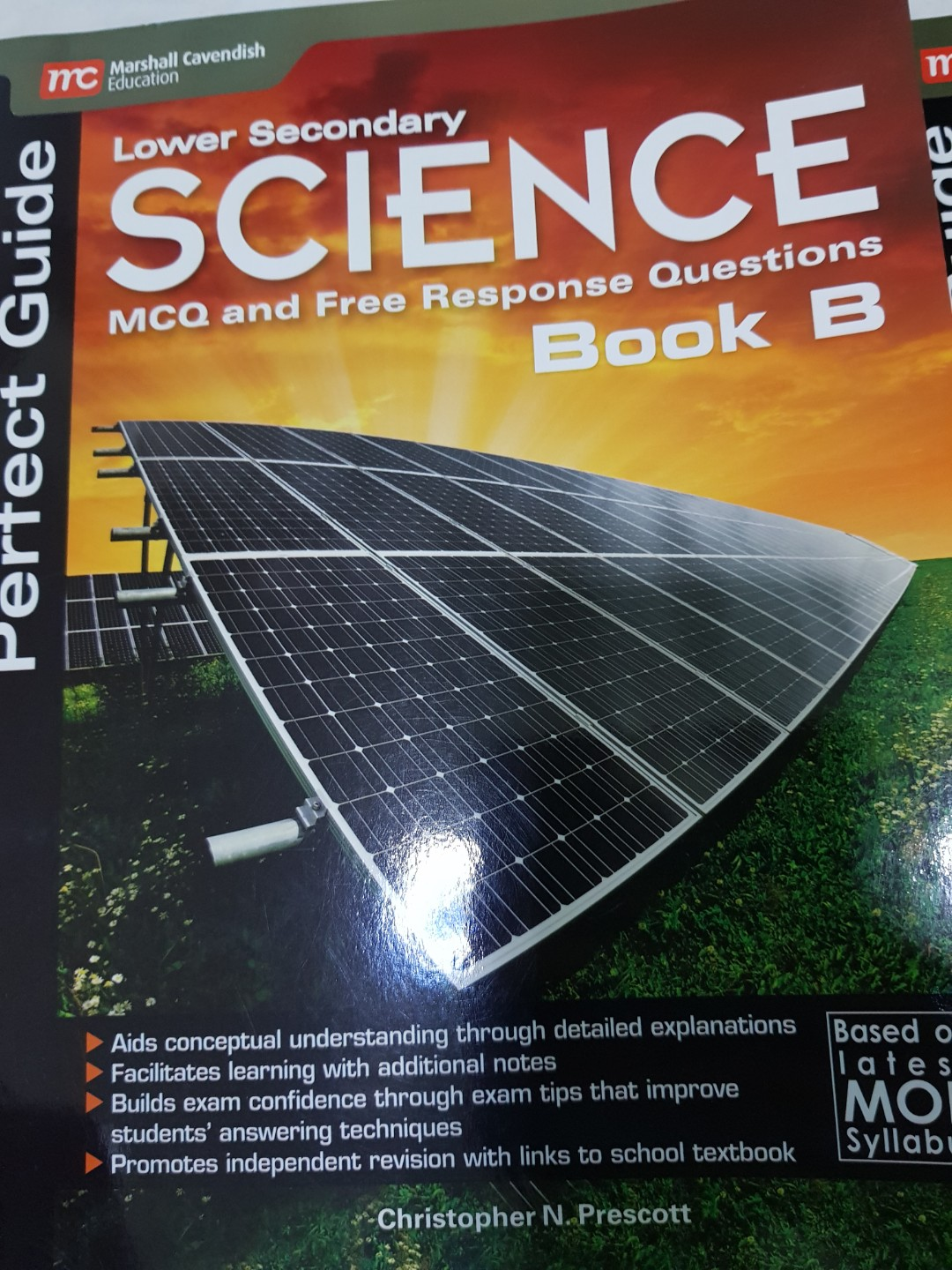 Lower Secondary Science Assessment Book
