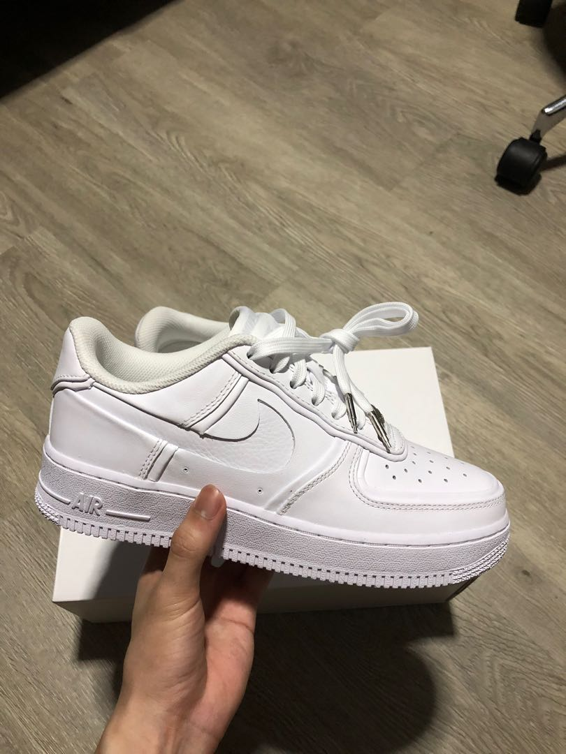 c79ceaeb2a287 Nike Air Force 1 x John Elliott, Women's Fashion, Shoes, Sneakers on ...