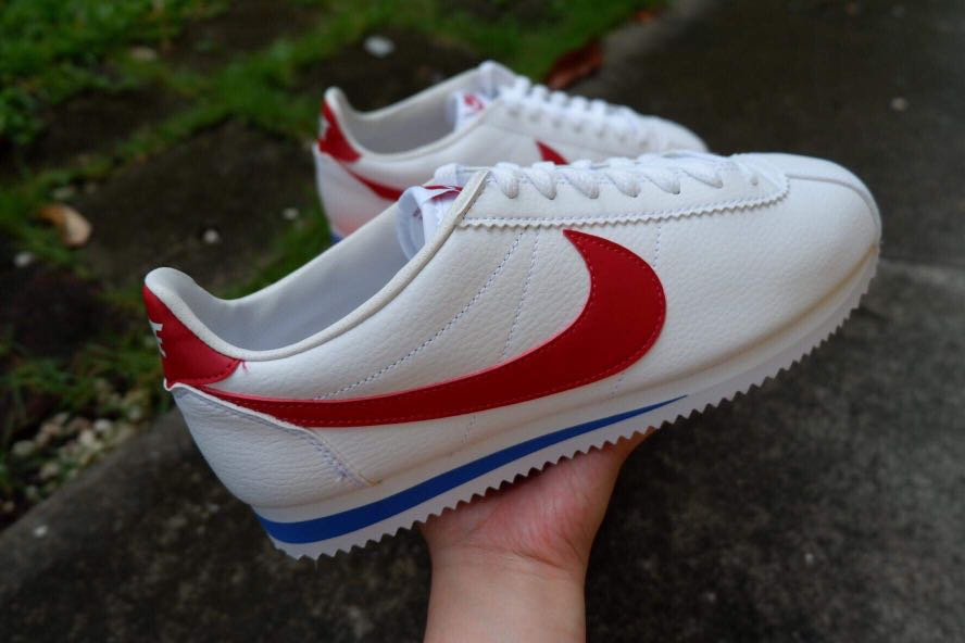 best service 86eff 56a94 best nike cortez red leather 1ea32 c1219