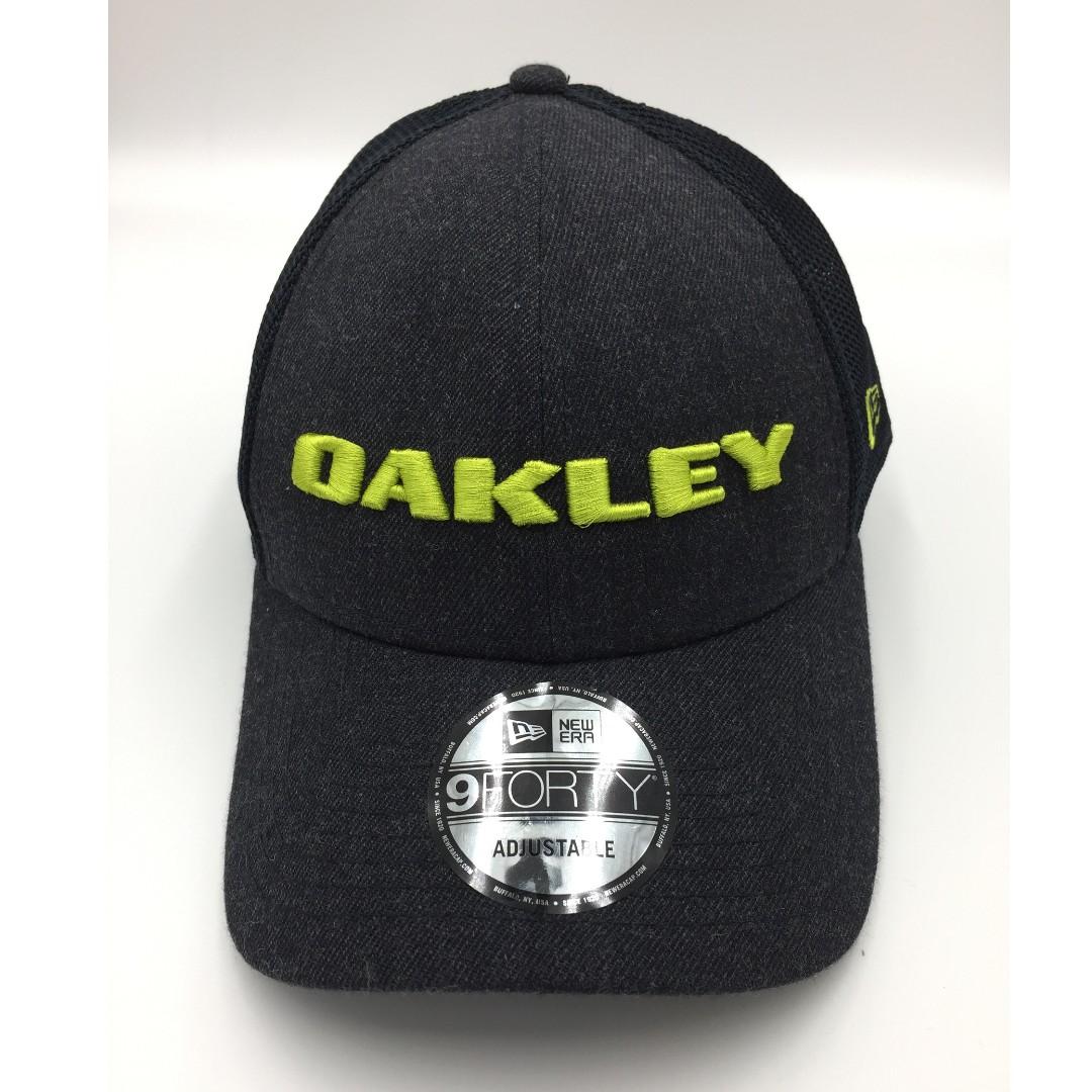 b5bbcc52e9a Original Oakley Heather New Era Men s Cap (Snapback)