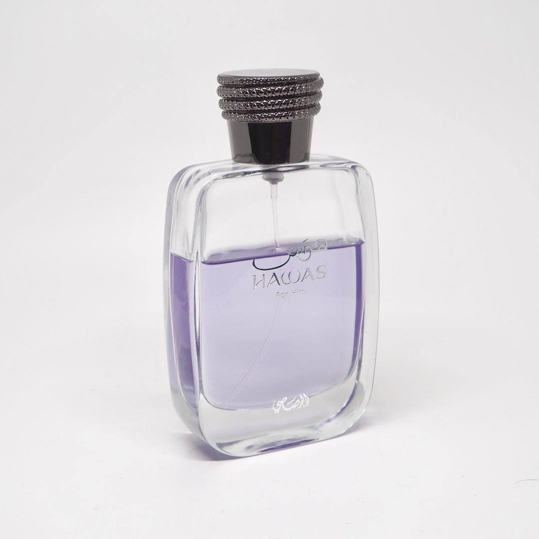 OUT OF STOCK  5mL Decant  RASASI Hawas for Him (Invictus Aqua clone but  better) 062cca8ed0