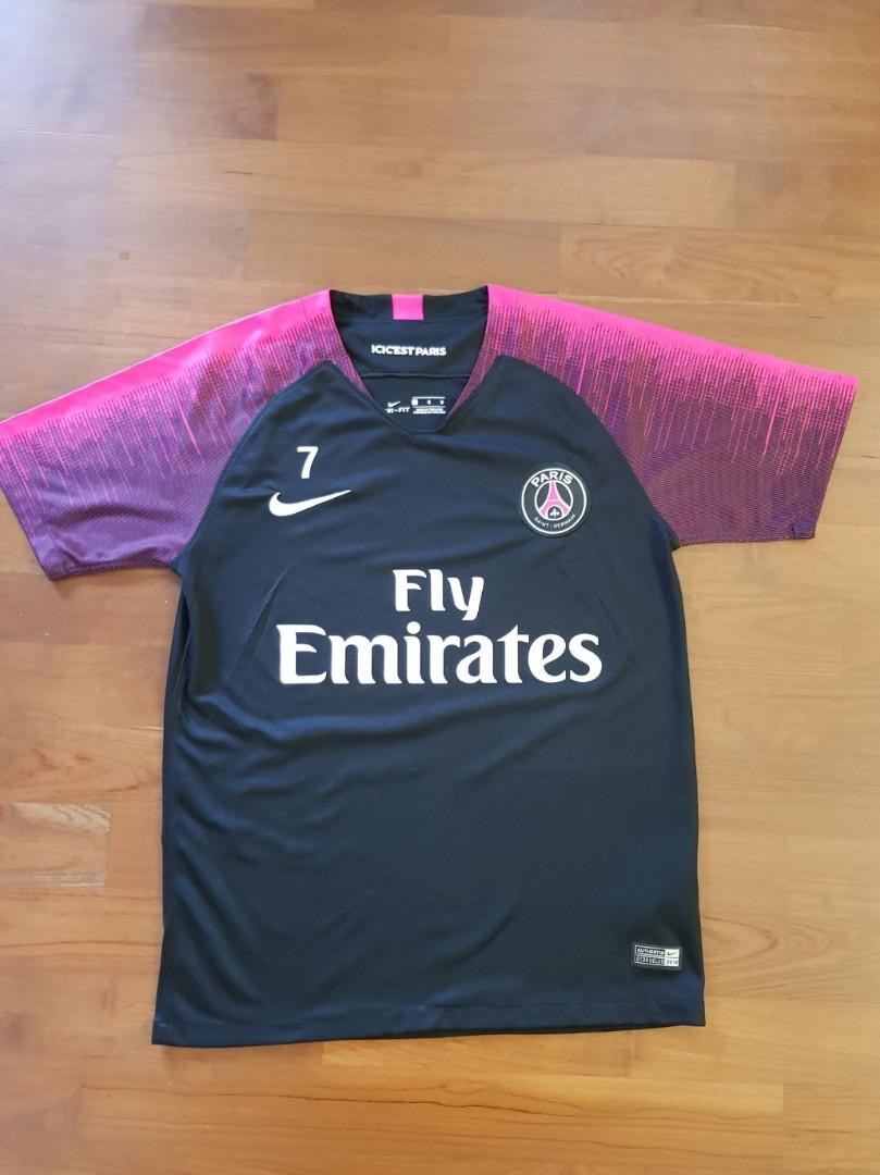 the best attitude 0e8e4 cbe78 PSG training kit 2018- 2019 (Kylian Mbappe), Sports, Sports ...