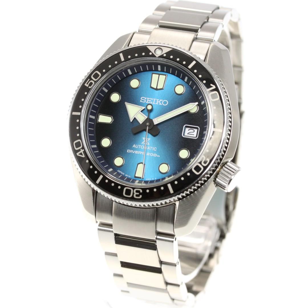 SEIKO PROSPEX MM200 Great Blue Hole Special Edition Diver s 200m SBDC065  SPB083J1 SPB083 SPB083J 129193b0c1f