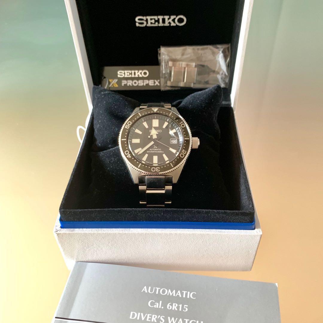 Seiko SPB051J SPB051 SBDC051, Men's Fashion, Watches on