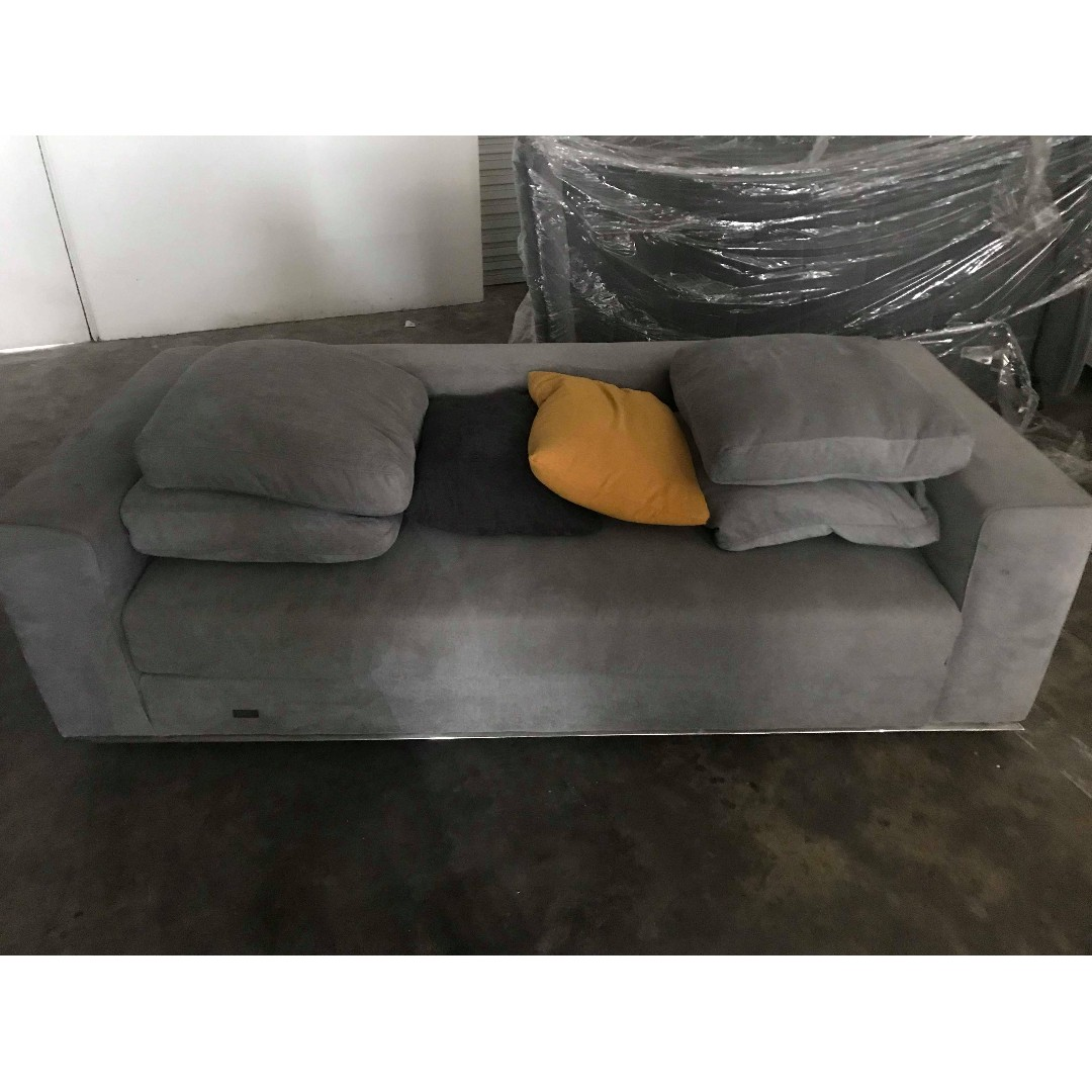 Sofa Price With Delivery Furniture Sofas On Carousell