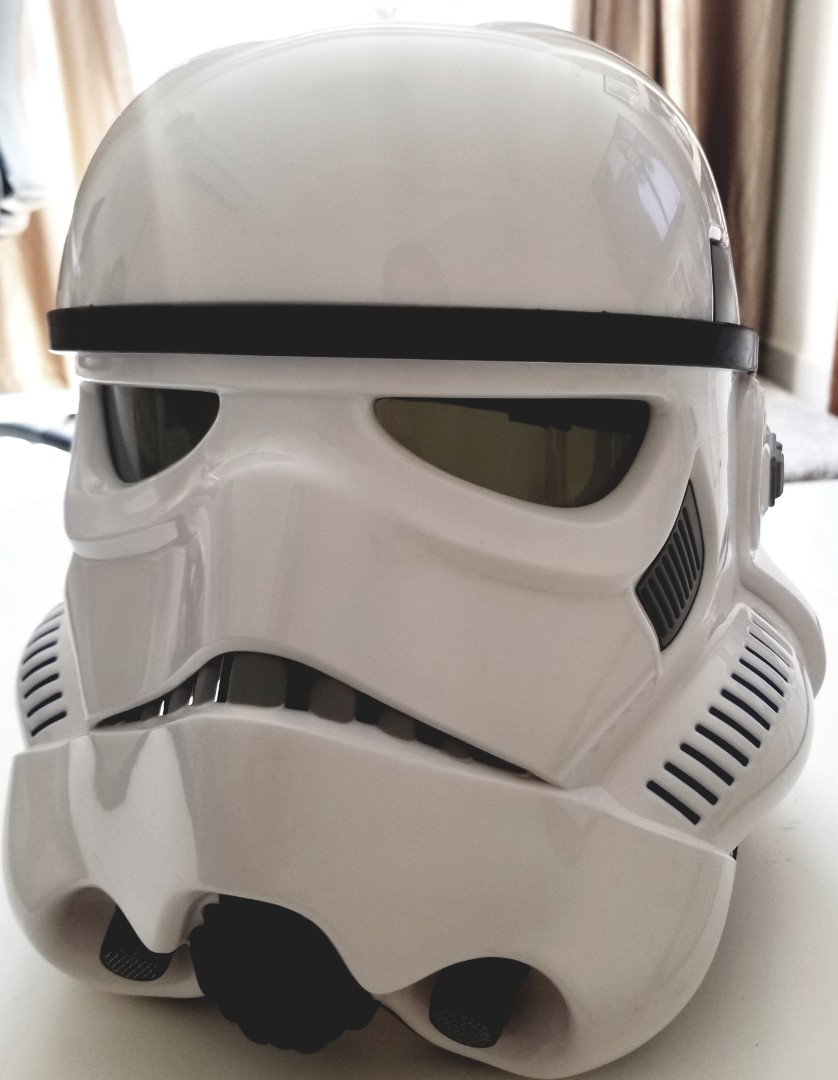 Star Wars Black Series Helmet 發聲頭盔