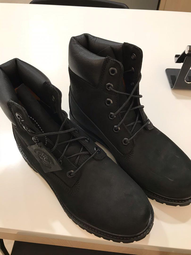 1159263df249 Timberland Ladies Black Boots